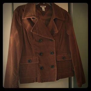 Harold's Courderoy Jacket